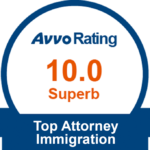 Avvo Top Immigration Attorney